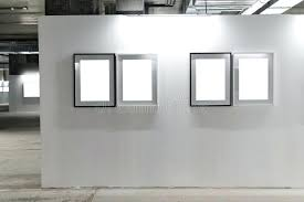 blank gallery wall empty frames on wall guideable co