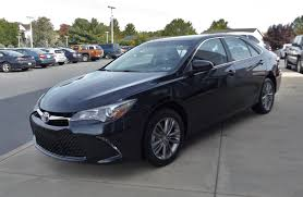 toyota se review 2015 toyota camry se 2 5l start up tour and review