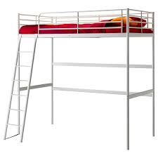 Loft Beds Mesmerizing Loft Bed Frame Ikea Images Bunk Bed Metal - Ikea bunk bed assembly instructions
