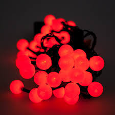 100 fit and forget battery operated berry lights groves