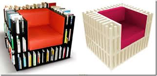 Bookshelf Chair Escape From Reality Eclexia