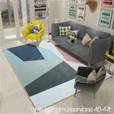 tapis chambre à coucher hzz tapis salon moderne simple tapis chambre à coucher couverture de