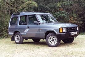 discovery land rover land rover discovery classic car review honest john