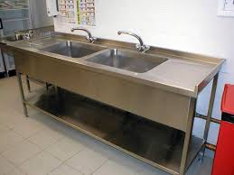 Multiple Tub Commercial Kitchen Sink  Home Ideas Collection - Kitchen sink tub