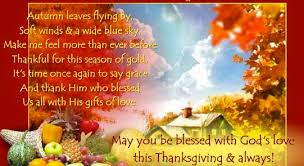 happy thanksgiving 2015 to you and your family and the