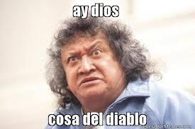 Memes Del Diablo - ay dios cosa del diablo meme de jo jo jorge falcon imagenes