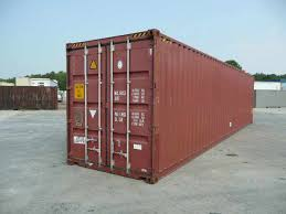 40ft high cube container 40 u0027 high cube storage container