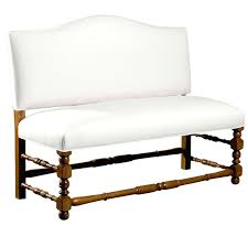 Dining Room Bench With Back Impressive Dining Room Bench With Back Upholstered Table Seat
