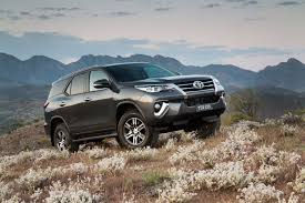 toyota fortuner 2017 toyota fortuner range review