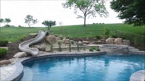 Backyard Pool Landscaping Pictures by Backyard Pool Landscaping Youtube