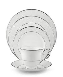lenox dinnerware opal innocence 5 place setting