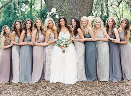 papell bridesmaid dress best 25 bridesmaid gown shades ideas on navy
