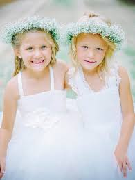 flower girl accessories picture of beautiful princess like flower girl dresses from amalee