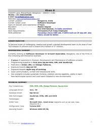 Free Resume For Freshers Sports Sample Resume Good First Resume Template Best Application
