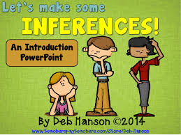 teaching with blonde ambition making inferences and freebies