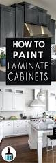 Painted Or Stained Kitchen Cabinets How To Stain Laminate Furniture U2013 Iner Co