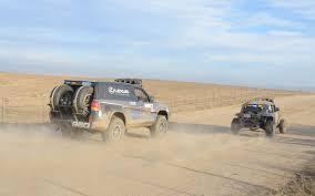 2016 lexus lx truck baja 1000 in a lexus lx 570 behind the scenes truck trend