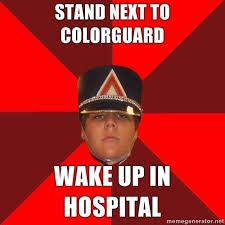 Color Guard Memes - 437 best color guard images on pinterest color guard flags