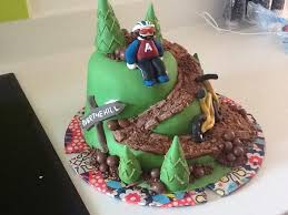 10 best cycle cakes images on pinterest bike cakes 50th