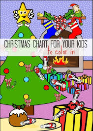 elf shelf christmas countdown chart