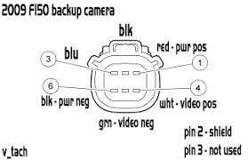 2009 oem backup camera wiring f150online forums