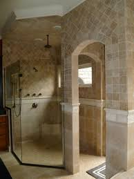Arched Shower Door Tub And Shower Custom Homes By Tompkins Construction