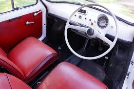 Fiat 500 Interior 1970 Fiat 500 Interior