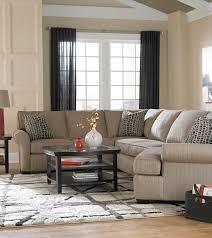 Curved Back Sofas Living Room Comfortable Cuddler Sofa For Elegant Living Room
