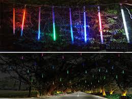 new meteor shower led light lights l