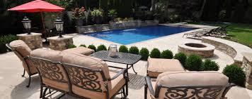 furniture simple white cast aluminum patio furniture home decor