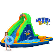 hydro rush water park