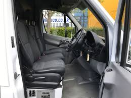 2012 Mercedes Benz Sprinter 313 Cdi Lwb 8 950