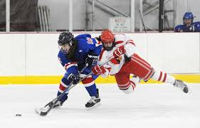 greenwich girls ice hockey team makes it back to the postseason