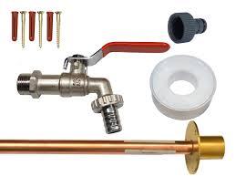 outside tap fittings plumbing ebay