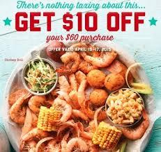 coupons for joe s crab shack expired 10 at joe s crab shack eatdrinkdeals