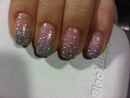 nail art pictures glitter nails