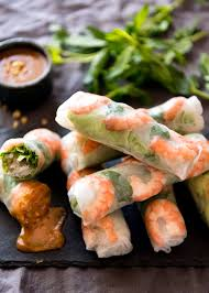 rice paper wraps where to buy rice paper rolls recipetin eats
