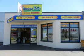 magasin de bureau nouveau magasin franchisé bureau vallée dans le morbihan