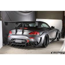 lexus sc430 vs bmw z4 vrs wide body kit