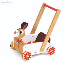 Cuisine Bois Enfant Janod by Chariot De Marche Crazy Rabbit Jouet Janod Chariots De Marche
