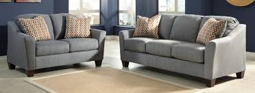 Ashley Furniture Sofa And Loveseat Sets Buy Ashley Furniture 9580238 9580235 Set Hannin Lagoon Living Room