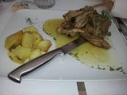 cuisine au vin blanc agneau ceccottino au vin blanc picture of la corte