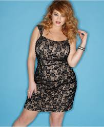 ruby rox plus size dress sleeveless lace ruched plus size