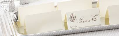 wedding place cards tabletop party accessories foryourparty com