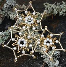 187 best beaded ornaments and bead images on