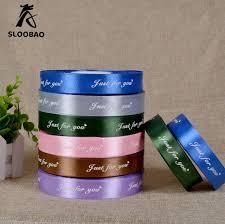 custom ribbon with logo aliexpress buy 1 3cm width custom logo diy print single