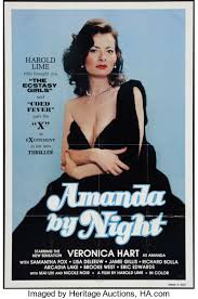 amanda by night and other lot caballero control 1981 one lot