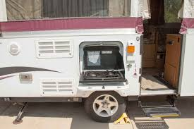 2010 used coleman highlander niagara pop up camper in texas tx