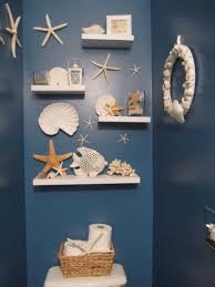 Seashell Bathroom Decor Ideas Seashell Bathroom Decor To Bring The Home Interior