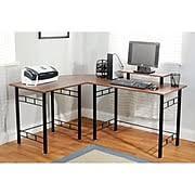 Tms Corner Desk Tms Computer Desks Staples